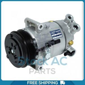 New A/C Compressor for Buick Envision / Chevrolet Colorado, Equinox / GMC Cany..