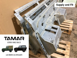 Land Rover Defender 200 TDI 90 110 130 Galvanised Bulkhead Supplied and Fitted