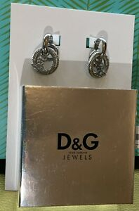 Dolce & Gabbana Jewels Ohrringe Neu