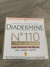 DIADERMINE n°110 haute performance anti âge Crème de beauté jour