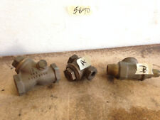 Air & Water Check  Valves Walworth 3/4