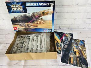 1/32 AMT ERTL Star Wars Episode I Anakins Podracer Plastic Model Kit  30122