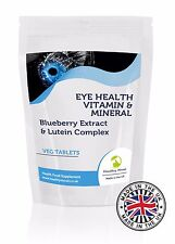 Eyehealth Vitamin & Mineral with Blueberry Extract & Lutein Complex x 180 Tablet