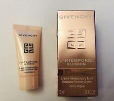 BNIB Givenchy L'intemporel Blossom Radiance Reviver Day Cream Anti-Fatigue 5ml