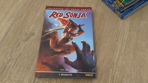 RED SONJA n.7 RINASCITA - PANINI COMICS - NUOVO