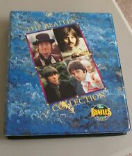 1993 THE BEATLES COLLECTION BINDER + COMPLETE SET 220 CARDS