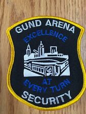 Gund Arena Security Patch