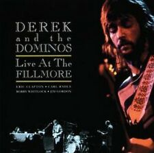 Derek And The Dominos - Live At The Fillmore NEW 2CD