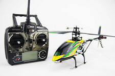 WL Toys RC helicóptero mt200 single-rotor giroscopio Helicopter 2,4ghz nuevo