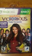 Victorious Time to Shine XBOX 360 KINECT GAME, SING, DANCE, BRAND NEW