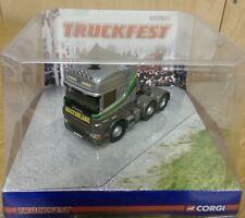 Corgi CC12923 Truckfest Scania Topline Macfarlane Transport Ltd