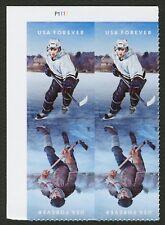 #5253b History of Ice Hockey, Plate Block UL, Mint **ANY 4=FREE SHIPPING**