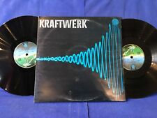 KRAFTWERK 6641077 ORIG UK 1977 SPACESHIP LABEL 2LP MINT !!!