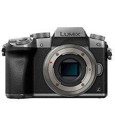 Panasonic LUMIX DMC-G7KS 16.0MP Digital SLR Camera - Silver (Kit w/ 14-42 mm Lens)