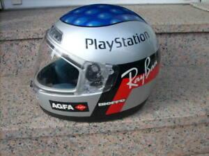 Jean Alesi Helm Replica 1:1 Helmet Casque Casco Bieffe F1 F 1 Prost Grand Prix