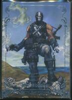 2018 Marvel Masterpieces Trading Card #40 Crossbones /1499