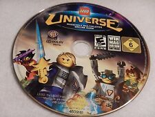 Lego Universe Massively Multiplayer online Game Win/Mac DVD-Rom - Disc Only