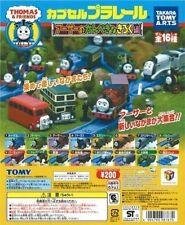 Takara Tomy Arts capsule Plarail Thomas & Friends London Bus Full Set of 16 pcs