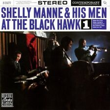 Shelly Manne - Live at the Black Hawk 1 [New CD]