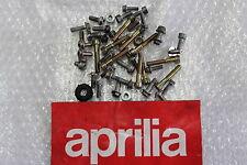 APRILIA RSV Tuono 1000 RP Set de Vis Visser pièces caisse petites ! #r7810