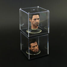 DID 1/6 Accessories Set Display Box for 1/6 head Sculpt Display Case Toy
