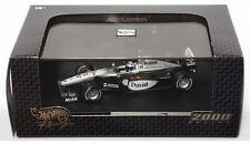 Hot Wheels 26751 Mclaren Mp4-15 David Coulthard 2000 1:43 Nos Sealed
