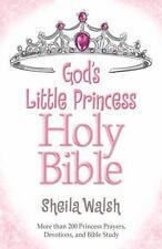 God's Little Princess Bible : New King James Version (2014, Hardcover)