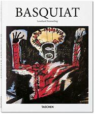 Basquiat  NOUVEAU Relie Livre  Leonhard Emmerling