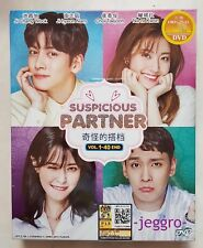 Korean Drama DVD Suspicious Partner (2017) GOOD ENG SUB All Region FREE SHIPPING