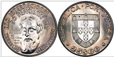 PORTUGAL 25 escudos 1984 Año Internacional do Deficiente S/C