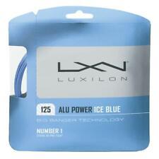 Luxilon ALU Power 16L Tennis String (Ice Blue)
