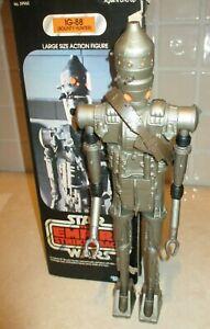"1980 Boxed Kenner STAR WARS 15"" IG-88 Jumbo Action Figure"
