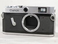 [Exc+3] Canon P Rangefinder L39 Mount Film Camera Body Only From JAPAN