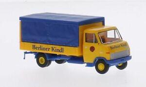 Hanomag-Henschel F55, Berliner Kindl, 1:87, Brekina
