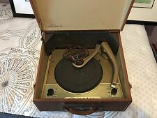 1956 Columbia 360K 2 Record Player