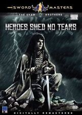 Heroes Shed No Tears - Hong Kong Kung Fu Martial Arts Action movie DVD - NEW DVD