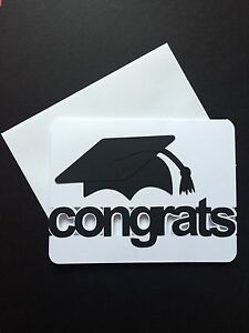 Graduation Card • Congrats Card - High School - College Grads
