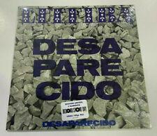 Litfiba Desaparecido Vinile Lp 180 Gr. Vinile Blu Numerato Limited Edt. Rsd 2021
