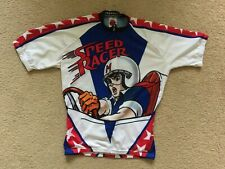 Speed Racer Bicycle Jersey Shirt Men size XXL Large