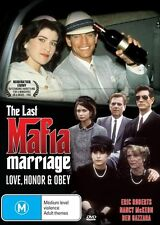 The Last Mafia Marriage - Love, Honor and Obey (DVD, 2016) BRAND NEW SEALED