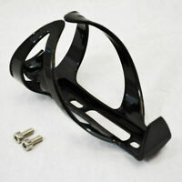 Full Plastic Bicycle Light Drink Water Bottle Cage Holder NEW I5U4