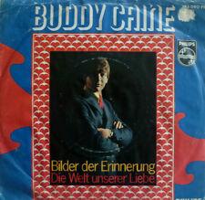 """7"""" 1967 RARE VG+ ! BUDDY CAINE : Bilder der Erinnerung"""
