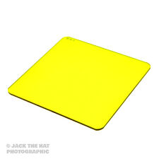 "Kood ""A"" Size Yellow Square Filter BW1 for Kood & Cokin A Holders. 67mm x 67mm."