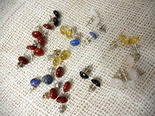 Post Earrings Set of 15 Some Same See Pictures Wholesale Lot