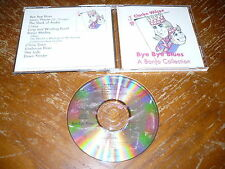 J. Clarke Wilcox Bye Bye Blues A Banjo Collection Music CD 1998 Midwest Records