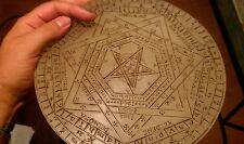 Sigillum Dei Aemeth Enochian Magick John Dee Occult Angel Pure Wax Large Seal