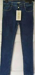 Kenzo Kids Skinny Blue Jeans- Age 10