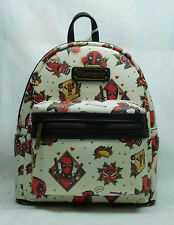 Loungefly disney Rücksack Backpack Daypack Marvel DEadpool