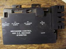 Rowe jukebox cd 3 mechanism controller