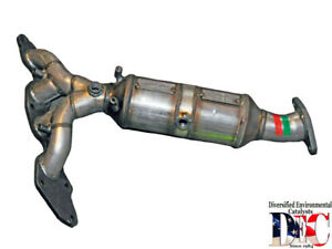 Exhaust Manifold And Converter Assy   DEC Catalytic Converters   FOR20394